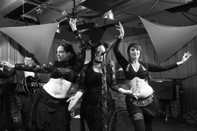 Belly Dance: It's Harder Than it Looks, but You Should Do it Anyway